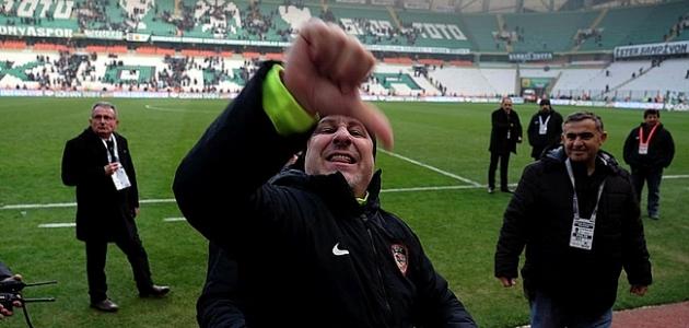 PFDK Sumudıca'ya 1 maç ceza verdi