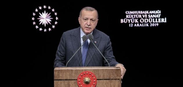 Cumhurbaşkanı Erdoğan: İntikam alma hissi ile girişilen bir saldırı ile karşı karşıyayız