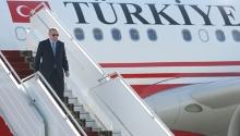 Cumhurbaşkanı Erdoğan İsviçre'ye gitti