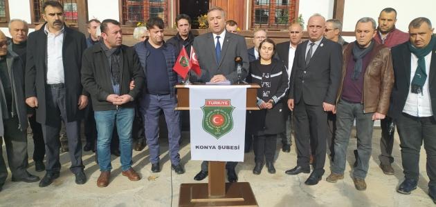Gazilerin emekli maaşının kesilmesine tepki