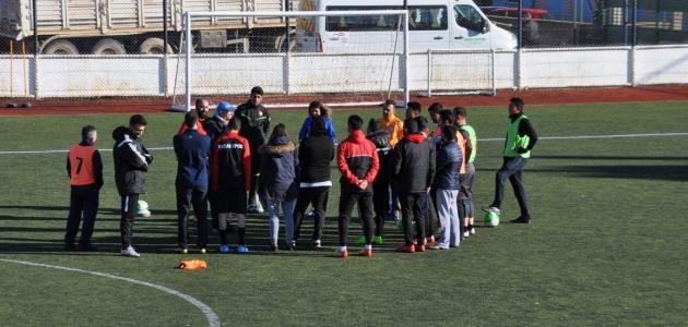 TFF Gönüllü Liderlik Kursu Konya'da yapıldı