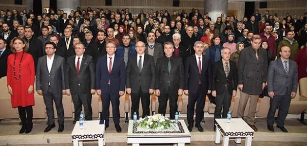 Konya İnsan Mektebi Karatay ve Meram tanıtım toplantısı yapıldı