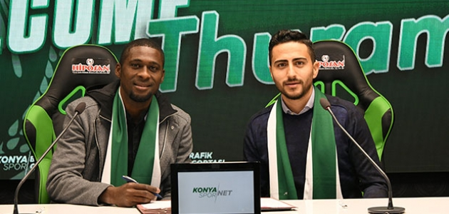 Konyaspor ilk transferini yaptı