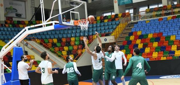 Konyaspor Basket,  Bandırma Kırmızı'ya konuk olacak