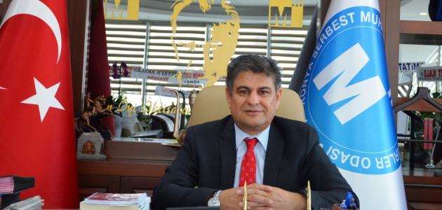 Başkan Abdil Erdal'dan 10 Ocak Çalışan Gazeteciler günü mesajı