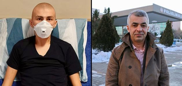 Eskişehir'de lösemi hastası gence ilik nakli için donör çağrısı