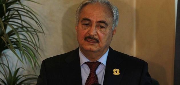 Libya hükümeti: Rusya, ateşkes anlaşmasını imzalaması için Hafter'e baskı yapıyor
