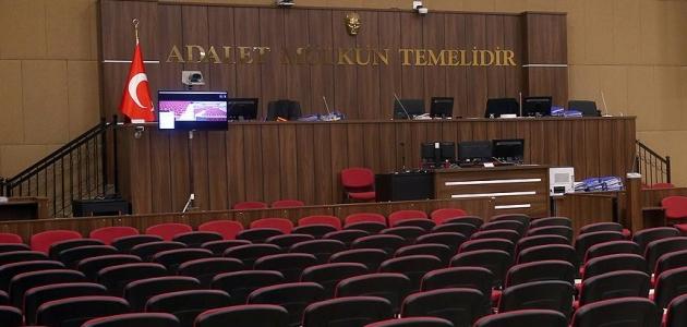 Konya'da eşini öldürüp kızını ağır yaralayan sanığa 38 yıl hapis