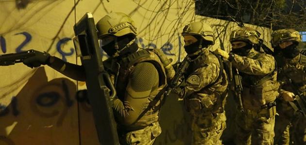 Narkotik suçlarından aranan 475 kişi yakalandı