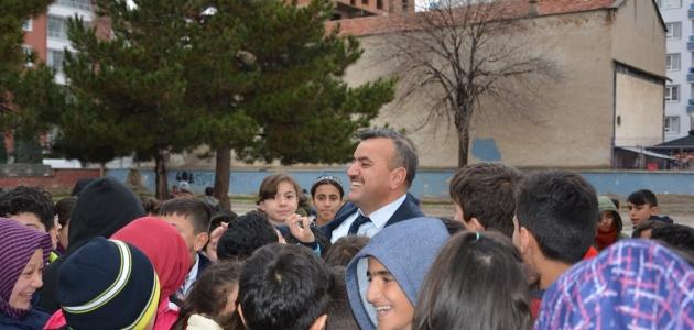 Başkan Oflaz'dan yarıyıl tatili mesajı
