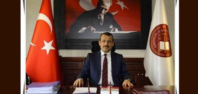 Mahmut Akgün, YSK üyeliğine getirildi