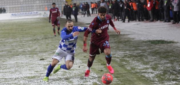 Trabzonspor kupada yarı finalde