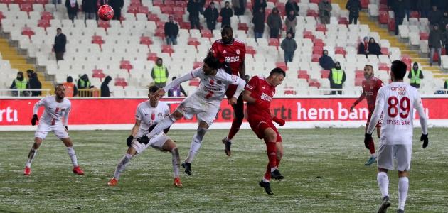 Kupada son yarı finalist Antalyaspor