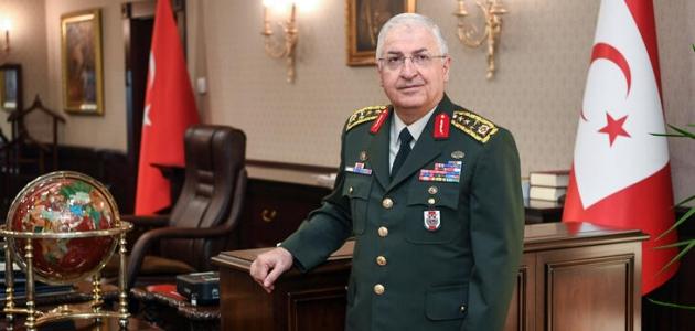 Genelkurmay Başkanı Güler Rus mevkidaşı Gerasimov ile telefonda görüştü