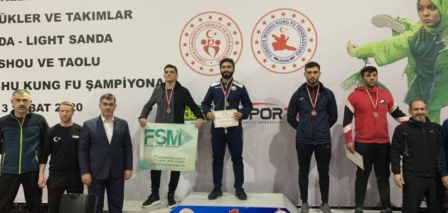 Meram Belediyespor Antalya'dan 22 madalya ile döndü