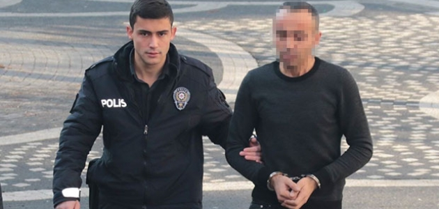 Konya'da eski karısını bıçaklayan şahıs tutuklandı