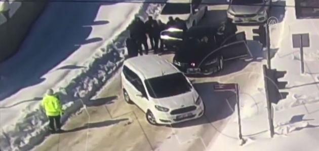 Van'da HDP'li vekilin aracında yakalanan kişi, bir terör olayının zanlısı çıktı