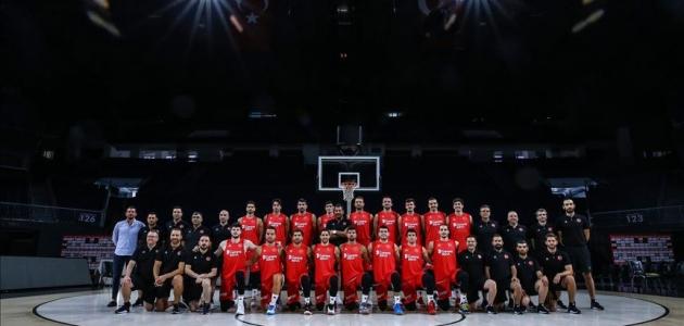 A Milli Erkek Basketbol Takımı'nın konuğu Hollanda