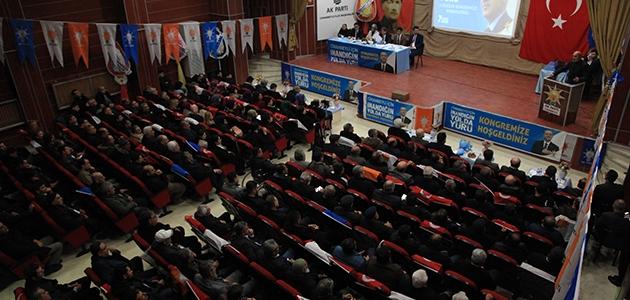 AK Parti'de ilçe kongreleri başladı