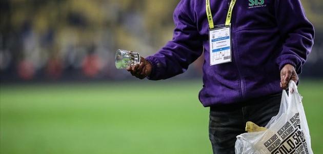 Fenerbahçe-Galatasaray derbisinde 57 kişi hakkında adli işlem yapıldı