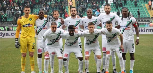 Yukatel Denizlispor, Süper Lig'de 8 haftadır kazanamıyor