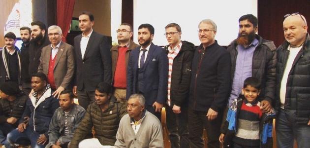 """Bangladeş-Arakan Yardımlaşma Platformu """"Kardeşlik Buluşması"""""""