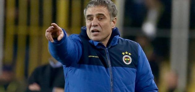 Fenerbahçe'de Ersun Yanal dönemi sona erdi