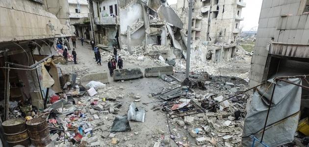 BM Suriye Araştırma Komisyonu: Rusya ve Esed rejimi savaş suçu işledi