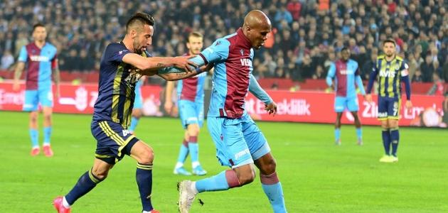 Trabzonspor kupada avantaj sağladı