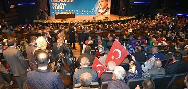 Bakan Kurum: Konya ile cumhurbaşkanımızın arasına kimse giremez