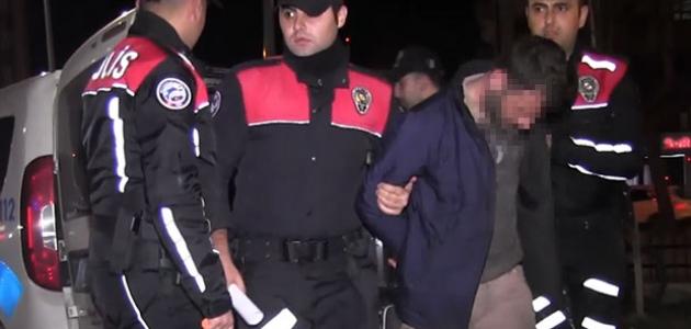 Konya polisinden ruhsatsız silaha geçit yok