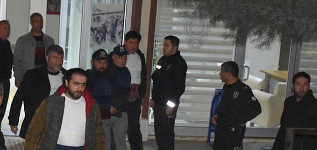 3 kişiyi öldürüp 4 kişiyi yaralayan şüpheli tutuklandı