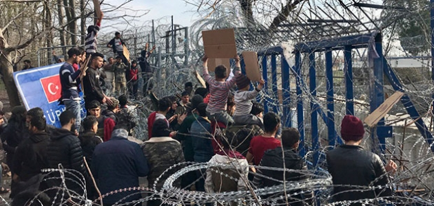 Sığınmacıların umutlu bekleyişi 17. gününde