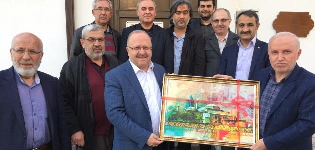 Demirci: Hz. Osman dönemi Müslümanlar için ibretlerle dolu