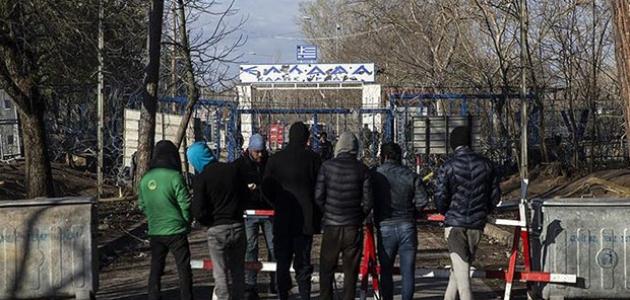 Sığınmacıların bekleyişi 18. gününde