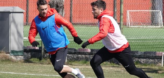 Gençlerbirliği'nde Konyaspor maçı hazırlıkları