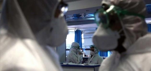 İran'da koronavirüs kaynaklı can kaybı 1685'e yükseldi
