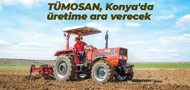 TÜMOSAN, Konya'da üretime ara verecek