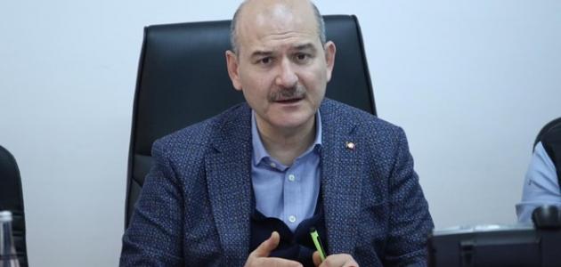 Bakan Soylu'dan 'sokağa çıkma yasağı' tartışmalarına ilişkin açıklama