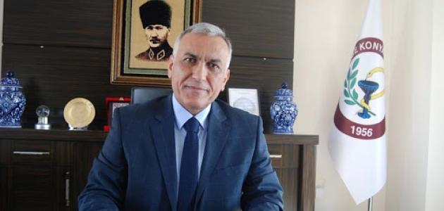 Konya Eczacı Odası Başkanı Açıkgöz'den koronavirüs açıklaması
