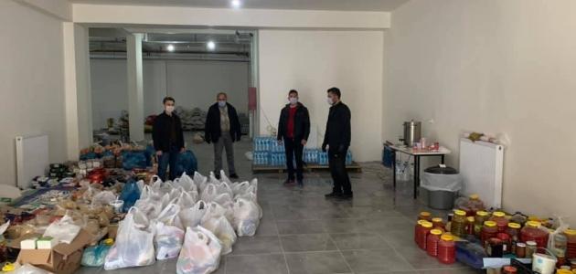 Seydişehir Kaymakamlığından yardım kampanyasına destek çağrısı