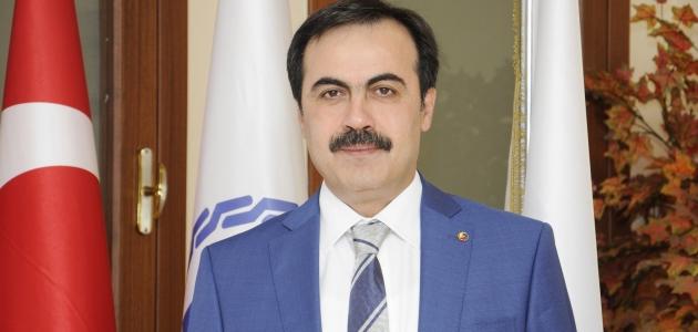 KTO Başkanı Öztürk'ten dayanışma kampanyaya davet