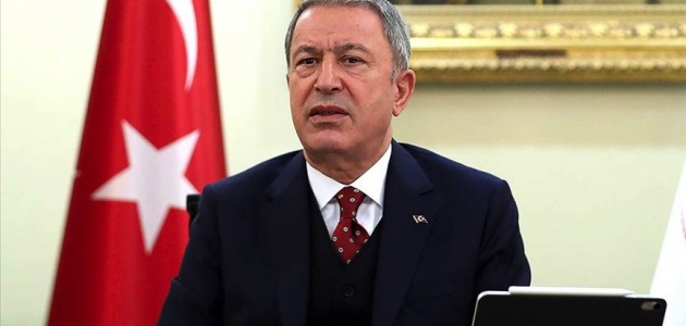 Bakanı Akar: Kulp'taki terör saldırısının hesabını verecekler