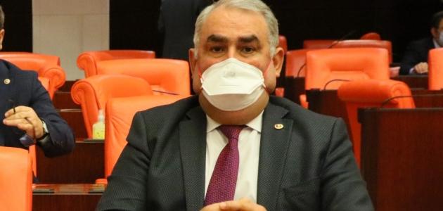 Milletvekili Halil Etyemez'den vatandaşlara uyarı