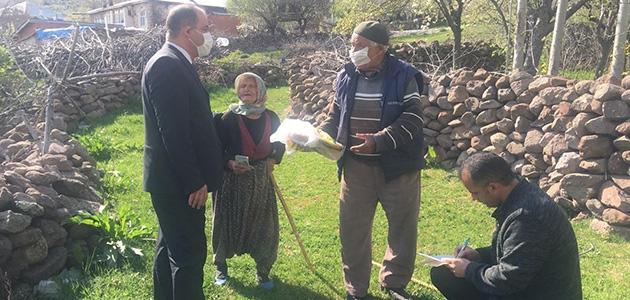Seydişehir'de İlçe Milli Eğitim Müdürü Kibar, Vefa Grubu çalışmalarına katıldı