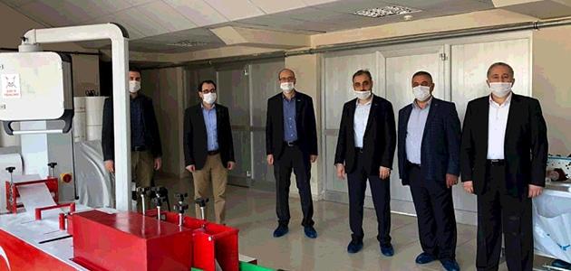 MÜSİAD Konya Şube Başkanı Okka: Meslek liselerimiz ile gurur duyuyoruz