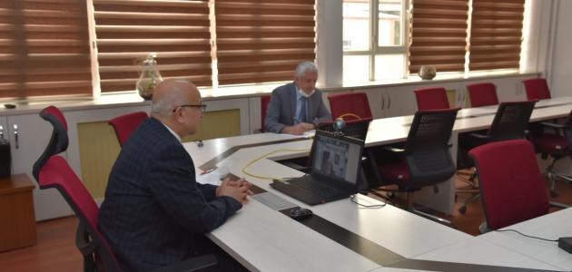 MEB Hayat Boyu Öğrenme Genel Müdürü Yusuf Büyük'ten Konya'ya teşekkür