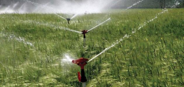 Sulama tesisleri ücret tarifesi belirlendi