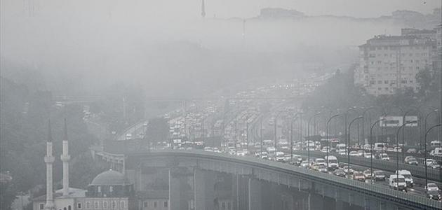 Ülkenin kuzey kesimlerinde sis bekleniyor
