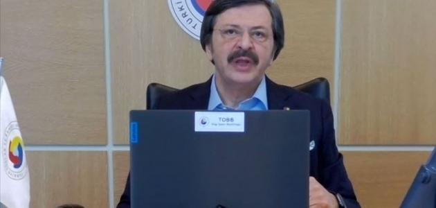 TOBB Başkanı Hisarcıklıoğlu TOBB Ekonomi Buluşması'nda konuştu
